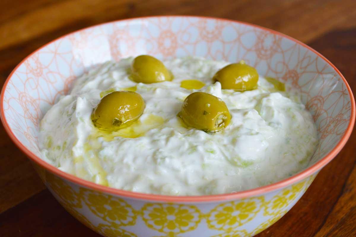 Tzatziki Recept Grieks