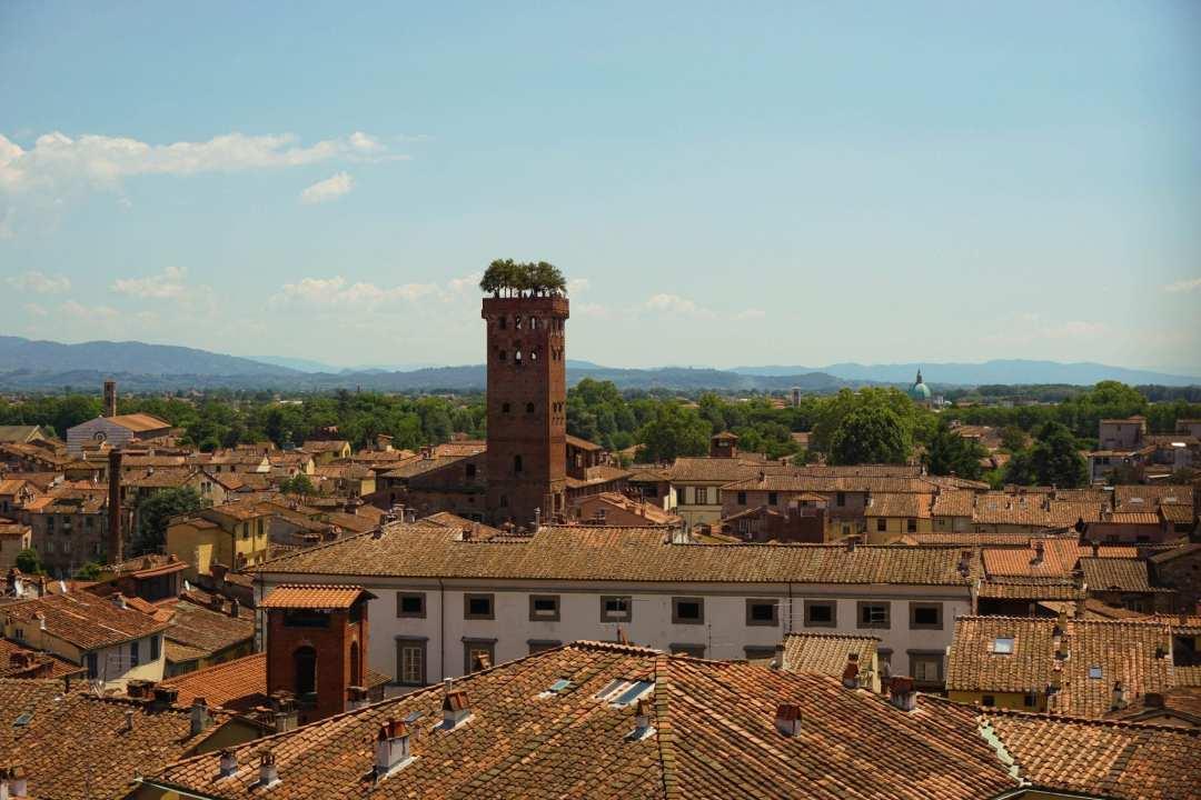 Lucca Guinigi toren