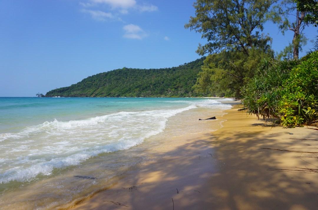 Lazy Beach Koh Rong Samloem