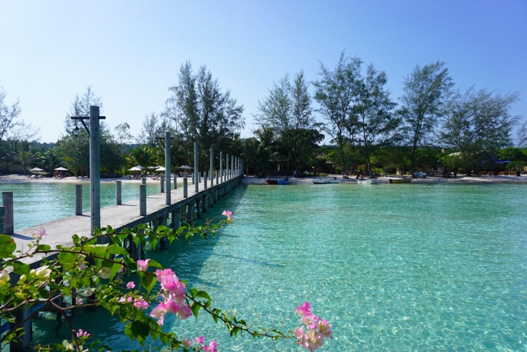 Pier Koh Rong Samloem