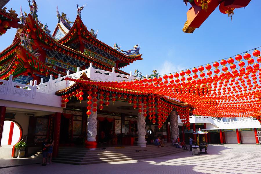Thean Hou Tempel