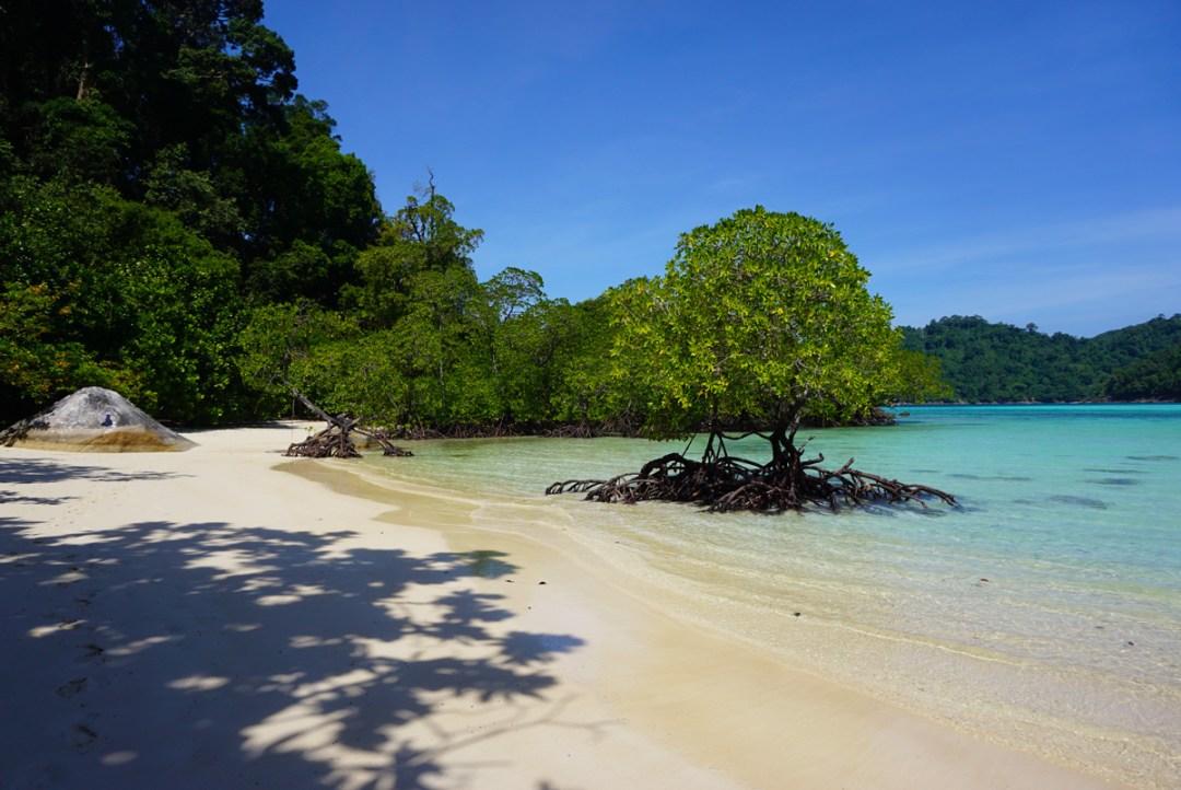 Surin eilanden Thailand