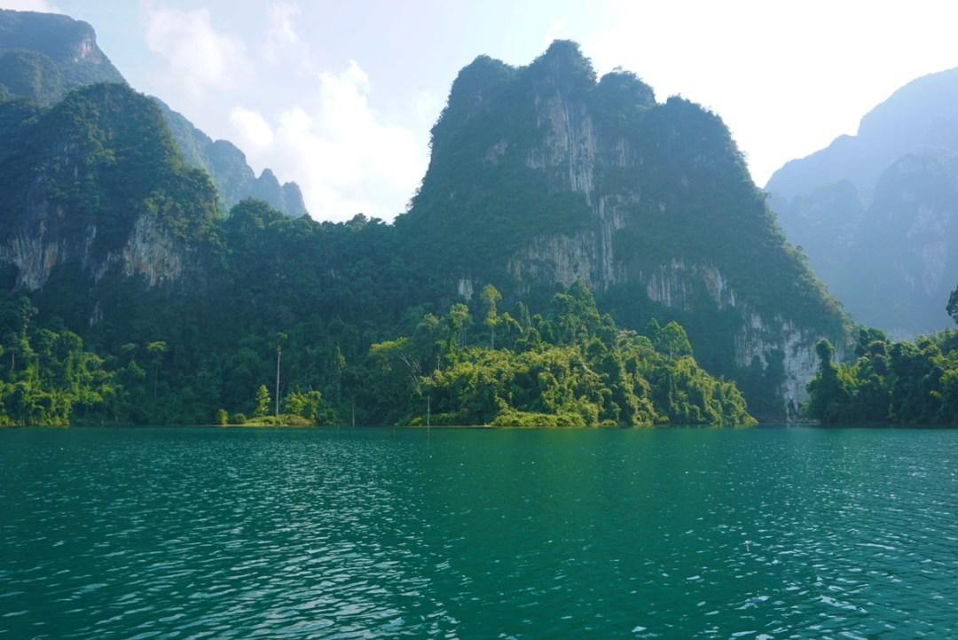Khao Sok National Park bergen