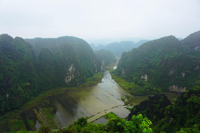 Hang Mua Viewpoint Ninh Binh