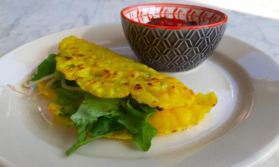 Banh Xeo Vietnamees Recept