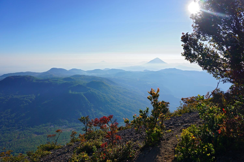 Inierie volcano Flores