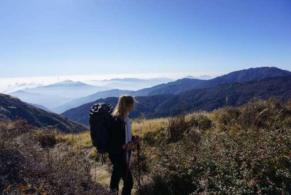 Deurali pass Poon hill