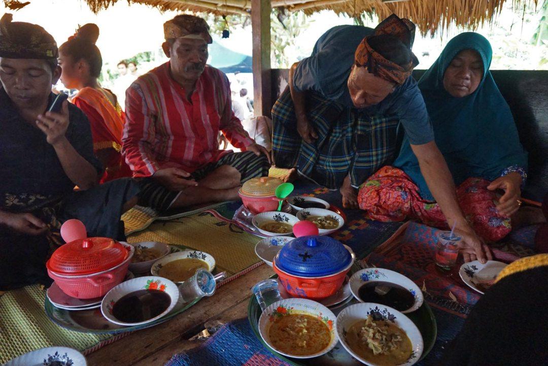 Bruiloft-Lombok reisroute Indonesië
