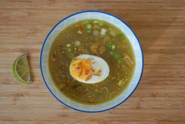 Soto Ayam Indonesisch recept