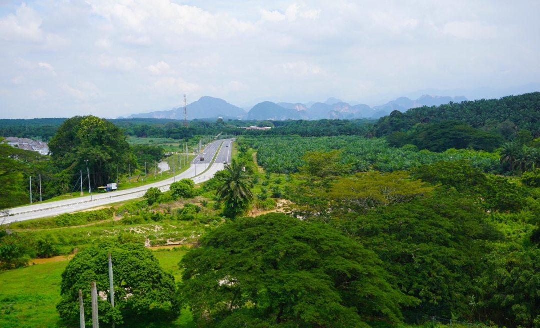 Reisroute Maleisie