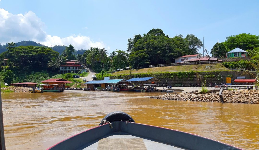 Taman-Negara-Malesie-boot