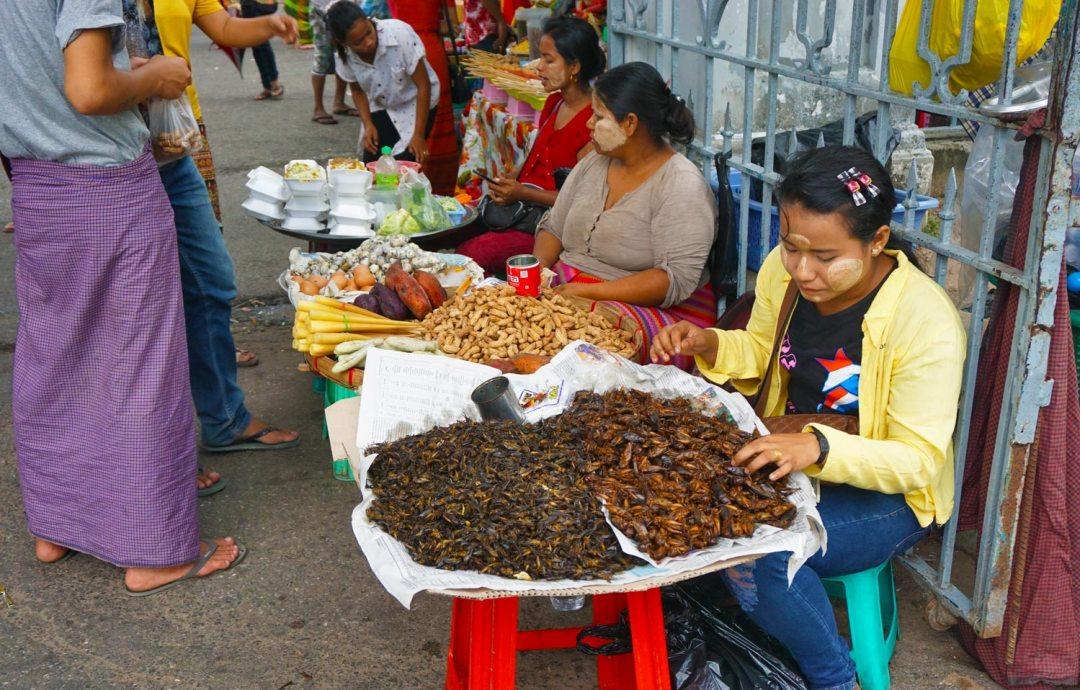 Cultuur-Myanmar
