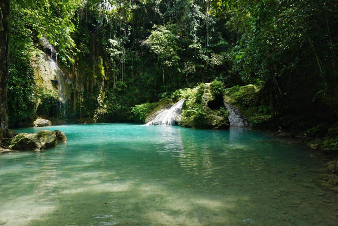 Cambais-Falls-Filipijnen