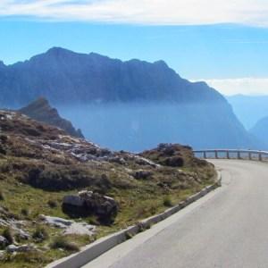 autovakantie in Slovenië