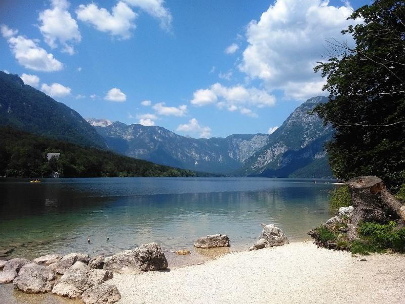 Lake, Ribcev Laz