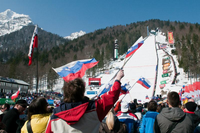 ski flying, planica, mijn slovenie