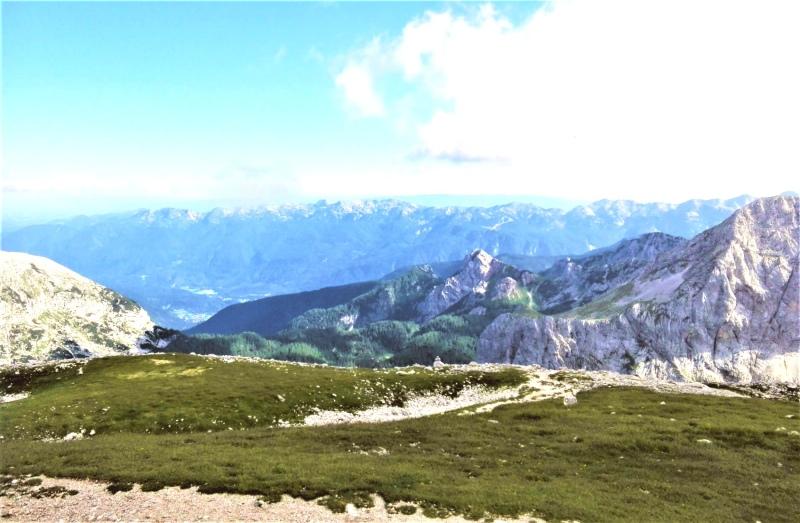 berghut wandelvakantie Triglav Slovenie