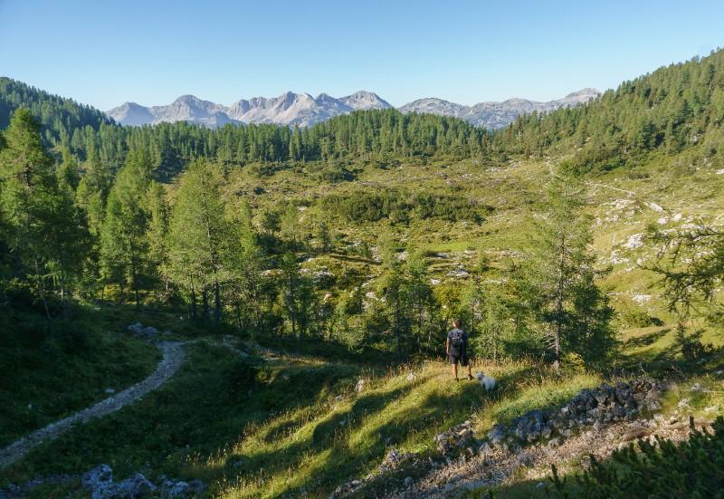 hike Triglav vakantie Slovenie