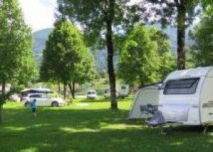 Danica camping restaurant, Bohinj, bron Mijnslovenie