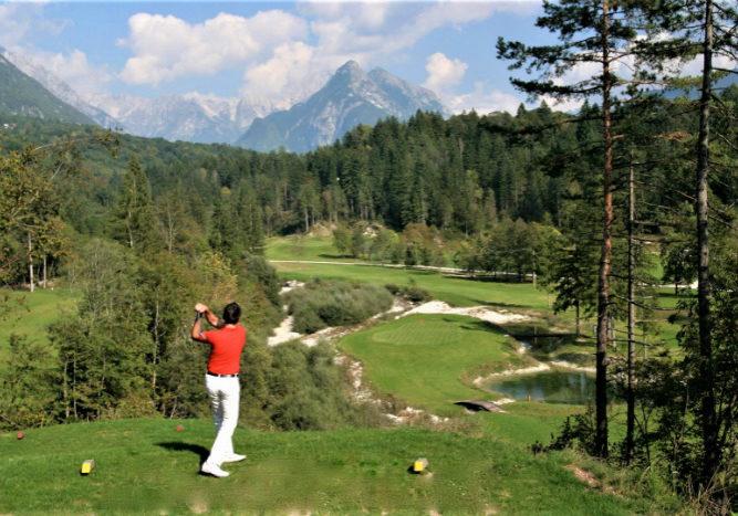 golfreis Slovenei