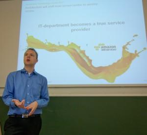 Föreläsning på Chalmers: Accenture Technology Vision