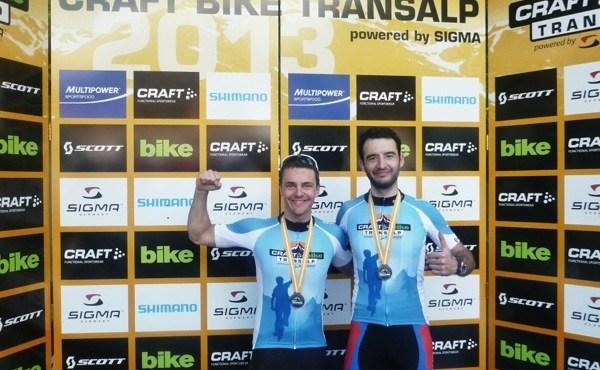 TransAlp challenge 2013