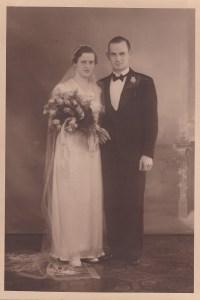 Edith og Gunnar 28/11-1937