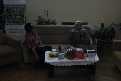 Mrs. Syifa Fauzia. -Moeslema.com-