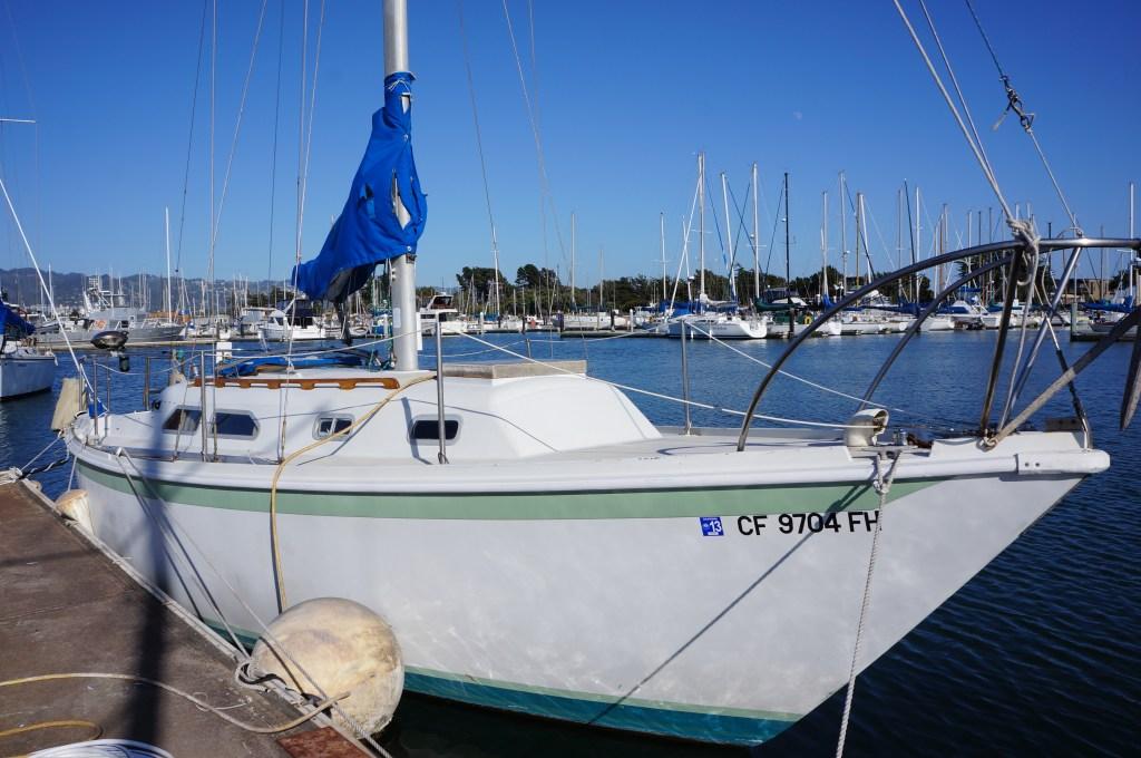 エリクソン29船内