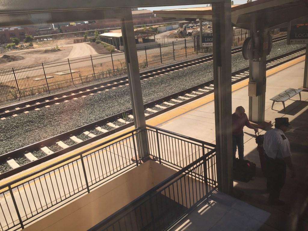 アムトラックサクラメント駅