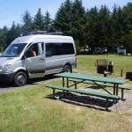 ベンツスプリンターの自作キャンピングカー:水道システム