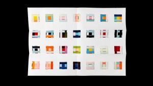 Galerie Lethert · Grafikdesign · Maria Mikalo