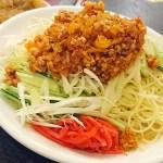 龍城飯店:横浜中華街ワンコインランチ/File.24 冷やし担担麺