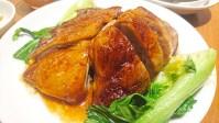 桂宮:横浜中華街ワンコインランチ/File.33骨付き鴨肉のあぶり焼き