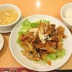 福満園:横浜中華街お得ランチFile.41油淋鶏