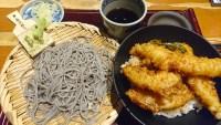 高田屋:横浜中華街お得ランチFile.66ごまそば&天丼セット