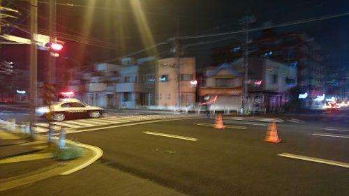 鎌倉街道通行止