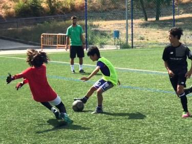 【スペインGKトレーニング】スペインカンテラ合同キャンプGKトレーニング