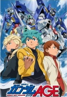 Download Mobile Suit Gundam AGE Subtitle Indonesia Batch