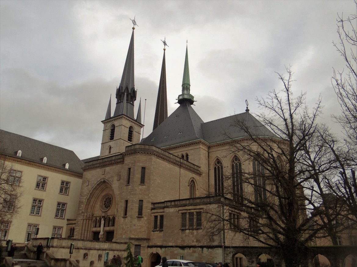 Cathédrale, Luxembourg