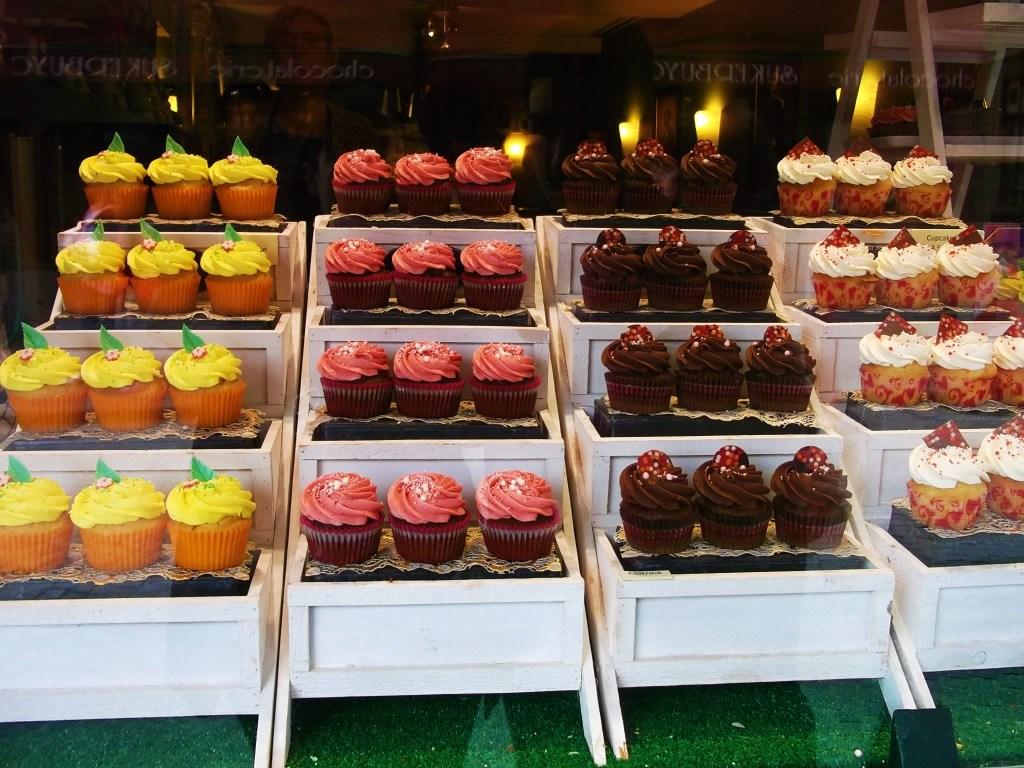 Cupcake, Bruges