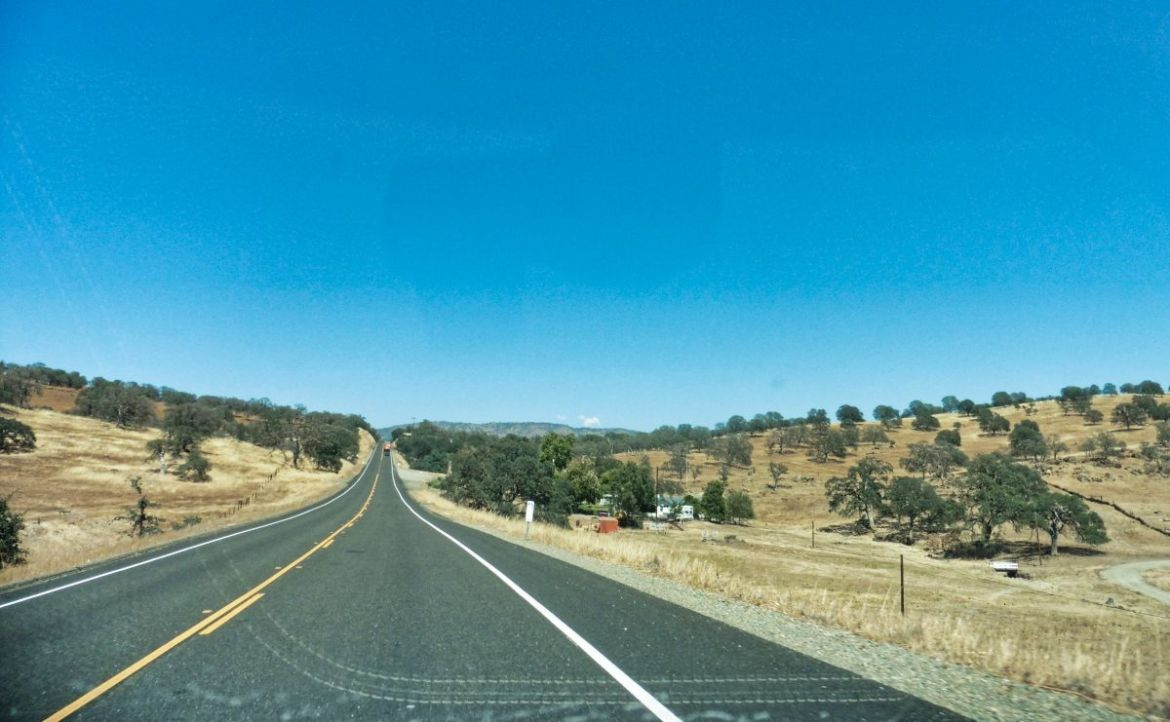 Roadtrip Californie