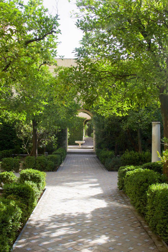 Alcazar Jardin
