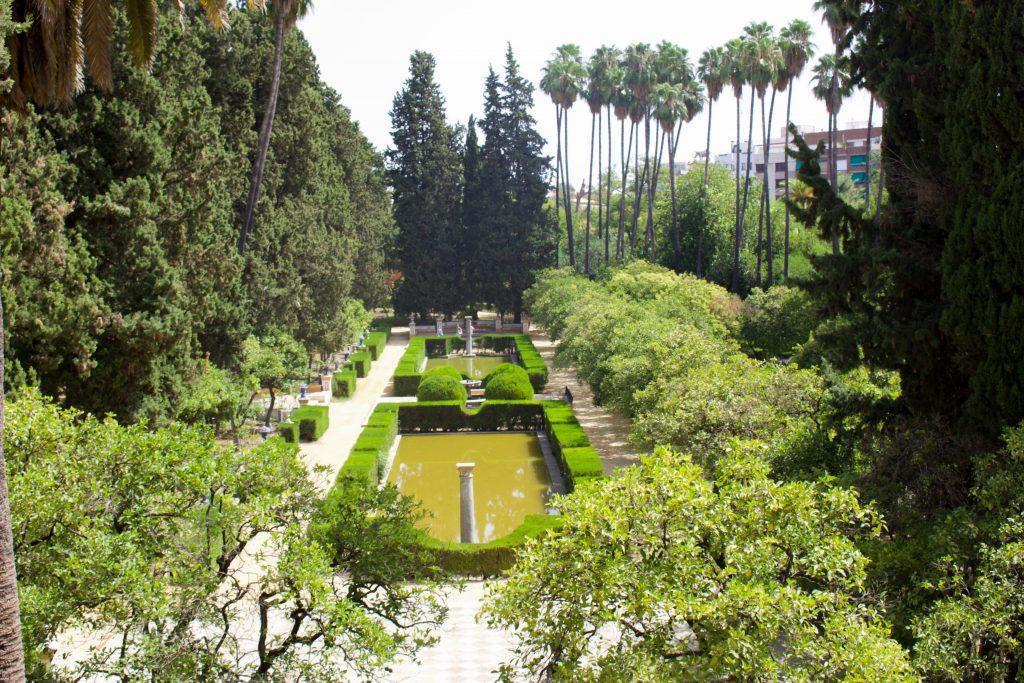 Alcazar Jardins