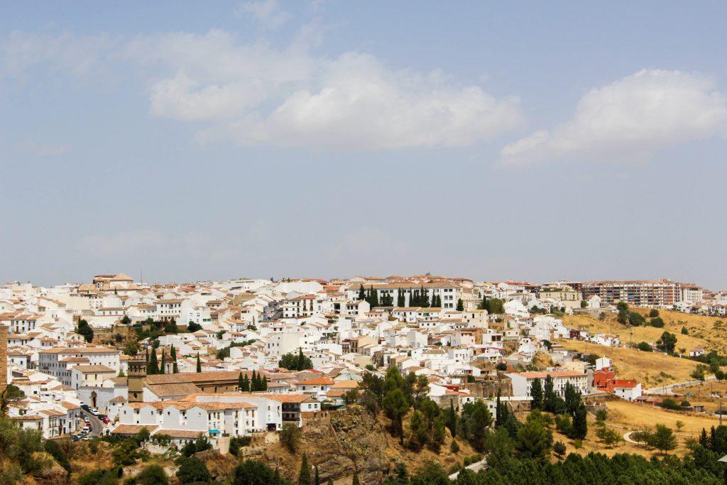 Ronda, village blanc