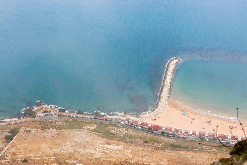 plage de gibraltar