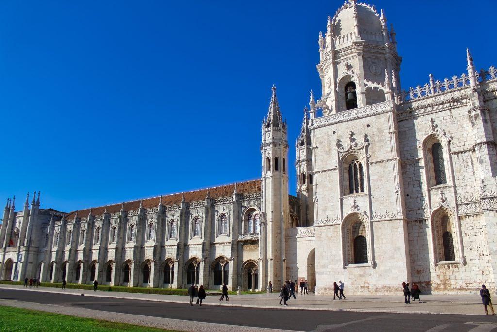 mosteiro dos jeronimos belem