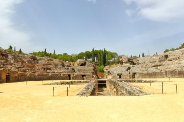 ruines santiponce