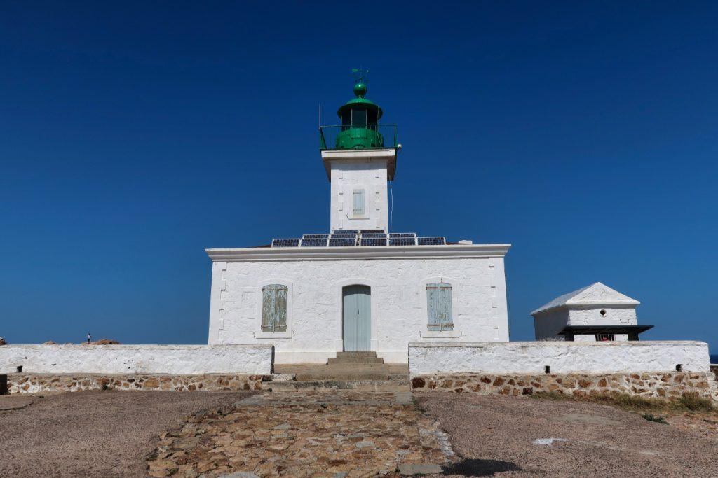 visiter l'île Rousse