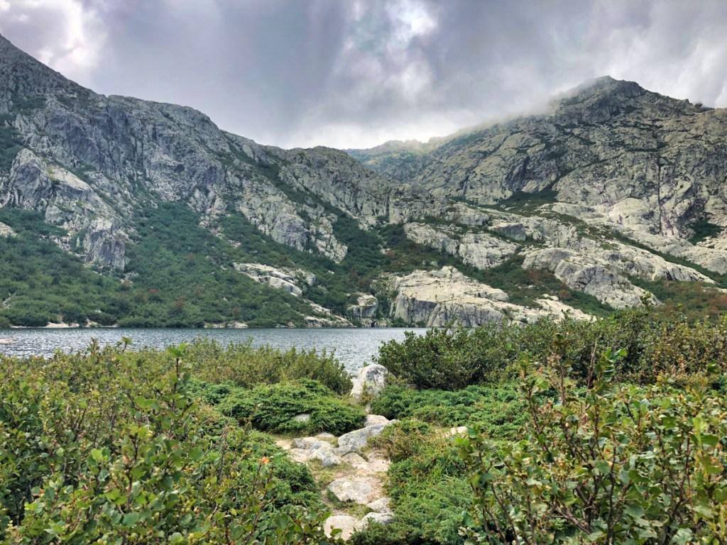randonnée lac de melo